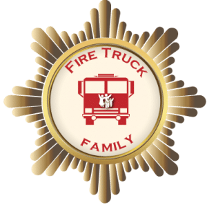 Fire Truck Family Logo